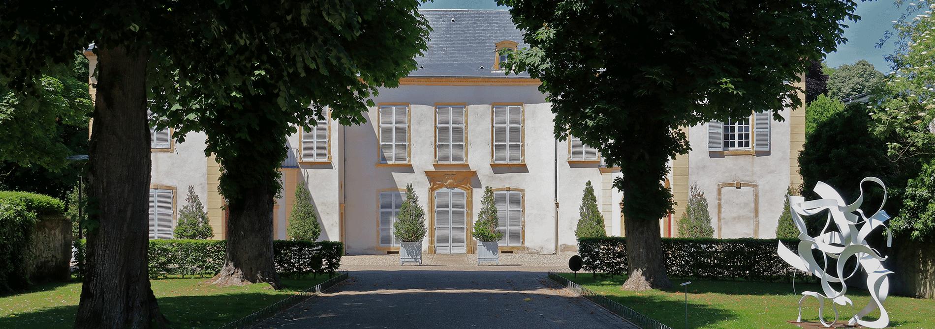 centre d'imagerie de montiny les metz - chateau de courcelles